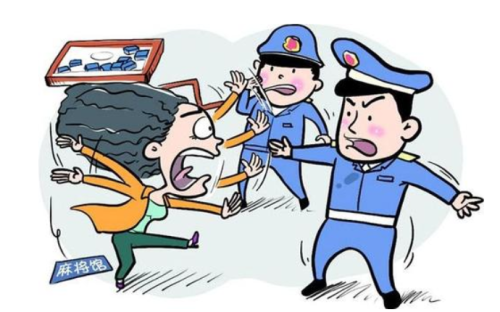 妨害公务罪